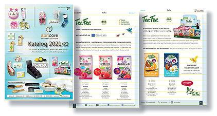 Apricore AG TeeFee Katalog 2021/22