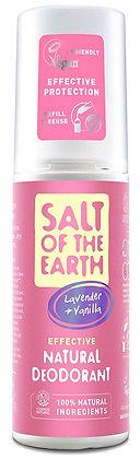 Salt of the Earth Spray - Lavender & Vanilla