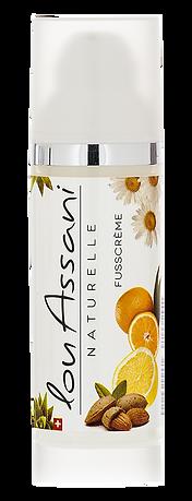 Lou Assani Foot Repair natürliche Fusscrème