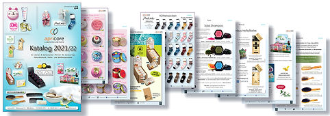 Apricore AG Katalog 2021/22