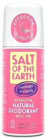 Salt of the Earth Roll-On Lavender
