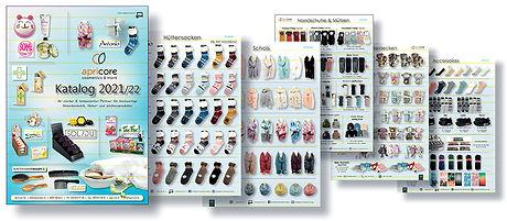 Apricore AG Antonio 2021/22 Katalog
