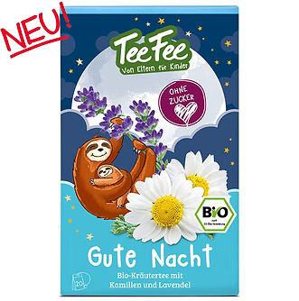 TeeFee Bio-Kräutertee Gute Nacht