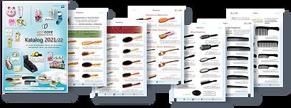 Apricore Haarbürsten Katalog 2021/22