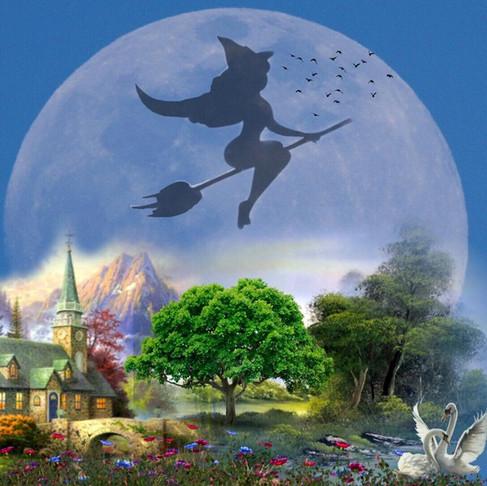 La Lune, notre super alliée 🌝