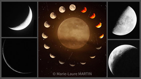 🌝Pleine Lune du 20 Octobre 2021 🌟
