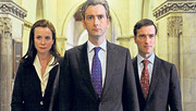 The Politicians Husband (BBC): Sound effects editor.  The Politician's Husband is a three-episode British television miniseries, first shown on BBC Two between 25 April and 9 May 2013. Written by Paula Milne, it makes a pair with her 1995 drama The Politician's Wife.