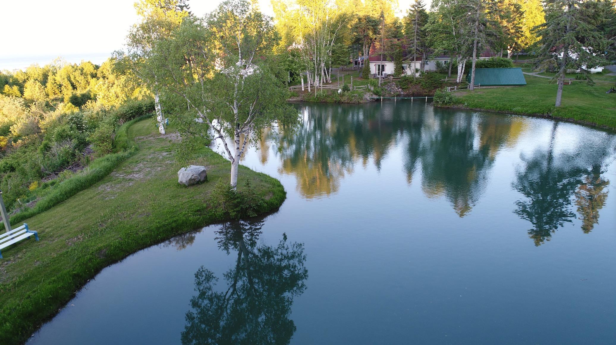 lac de la Coudriere 2