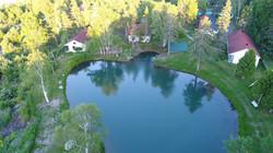 chambres au bord du lac