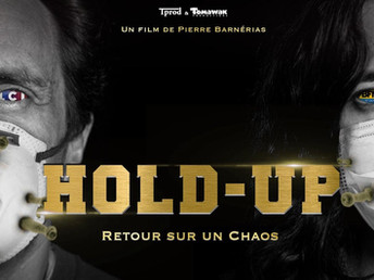 """FILM """"HOLD-UP"""""""