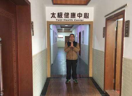 En direct de Shanghai...
