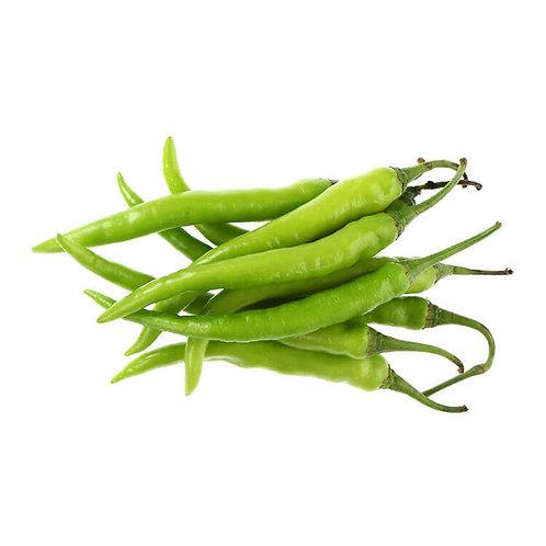 Sili Sigang (Finger Pepper)