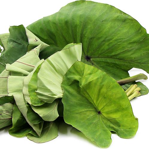 Taro Leaves (Dried)