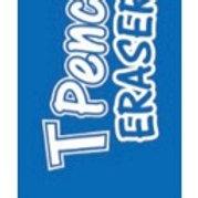 T-Pencil Eraser