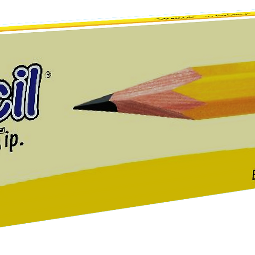 T-Pencil Box of 12 #2