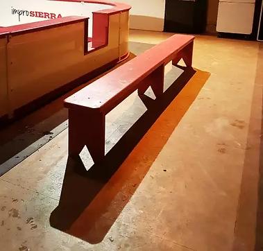 Banc d'improvisation
