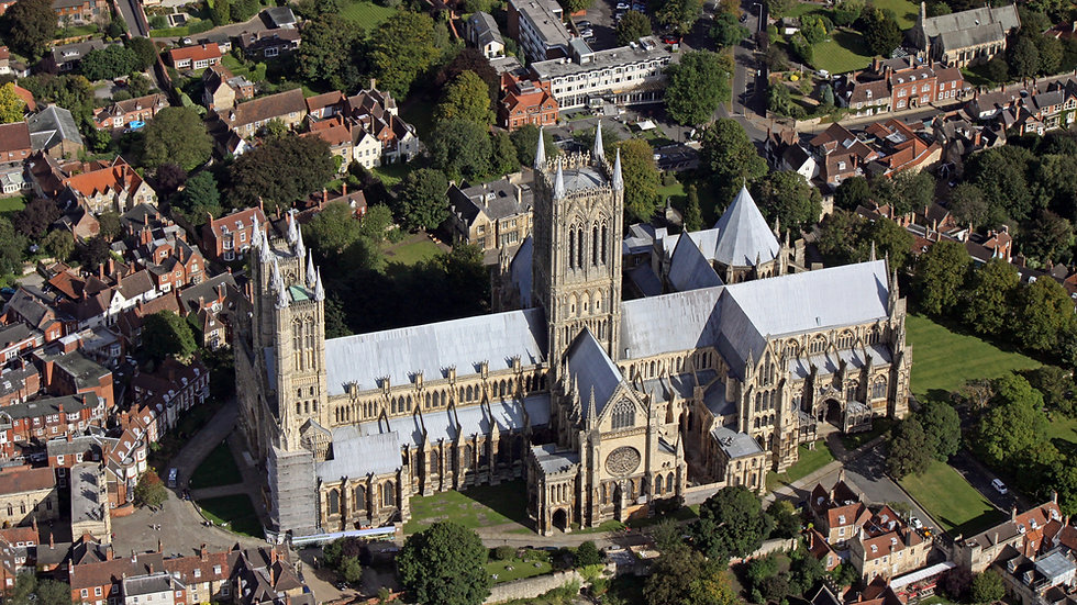 Lincoln Cathedral Flight Experience