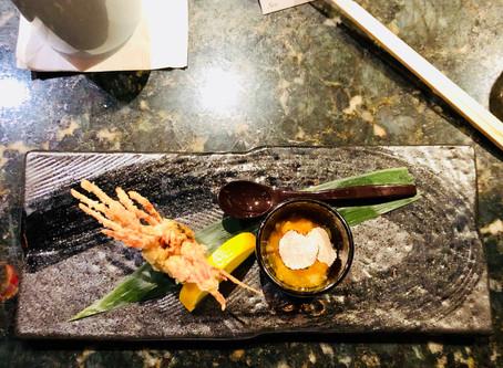 Omakase = Chef's Choice