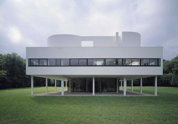 archi prep - villa savoye
