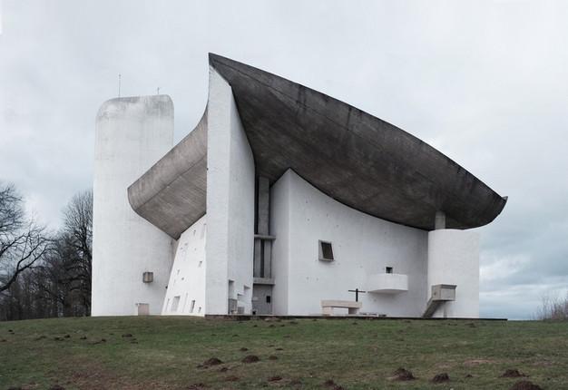 Prépa Archi Prep - Le Corbusier Ronchamp