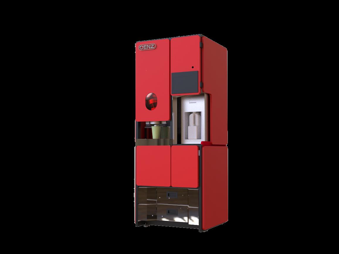 立式飲料機