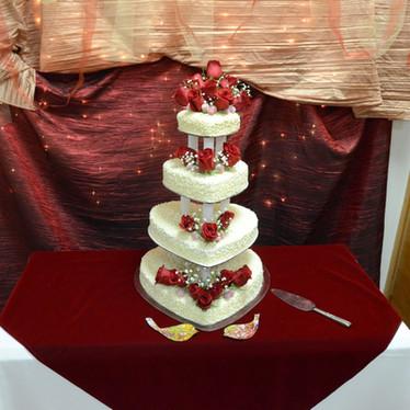 Longbranch Wedding Cake