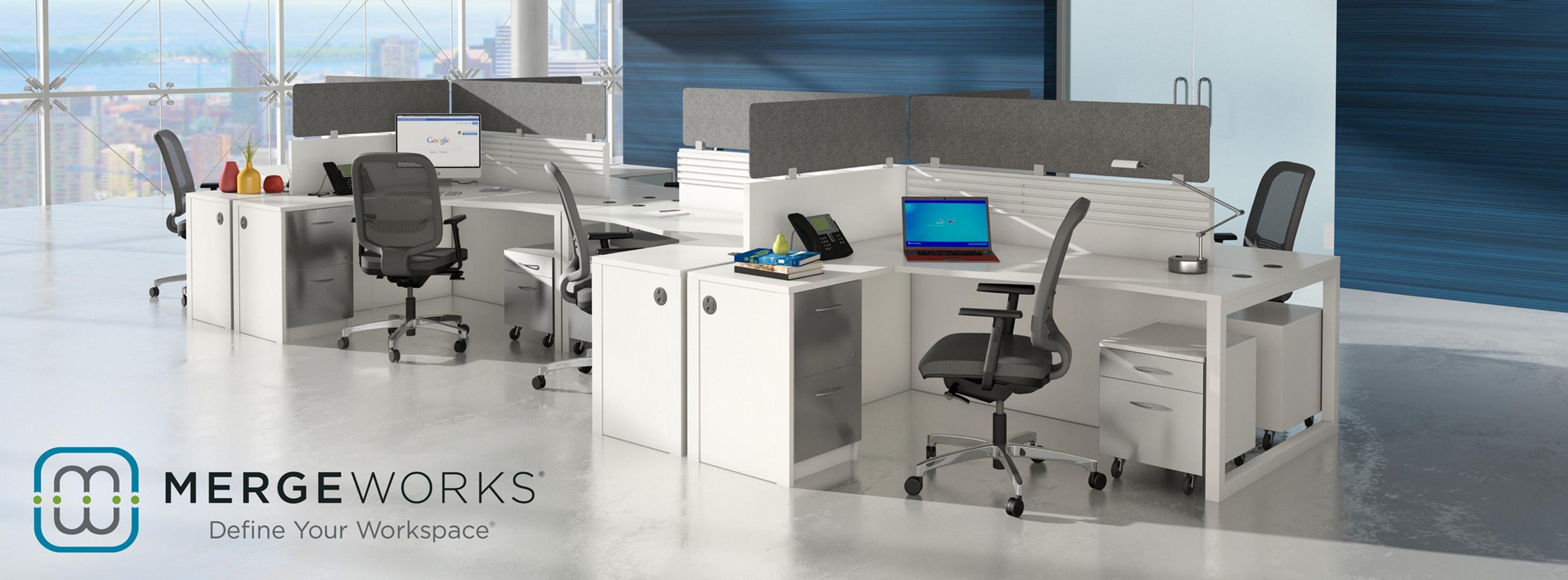 MERGEWORKS-Desk Privacy Panels _ Custom