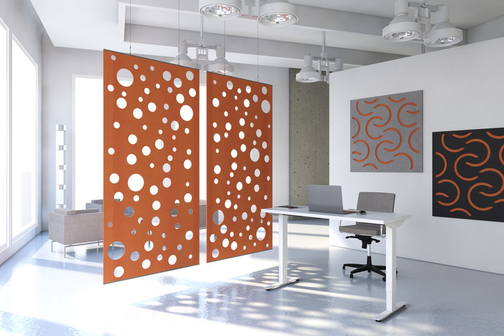 Mergeworks EchoDeco Wall Panels