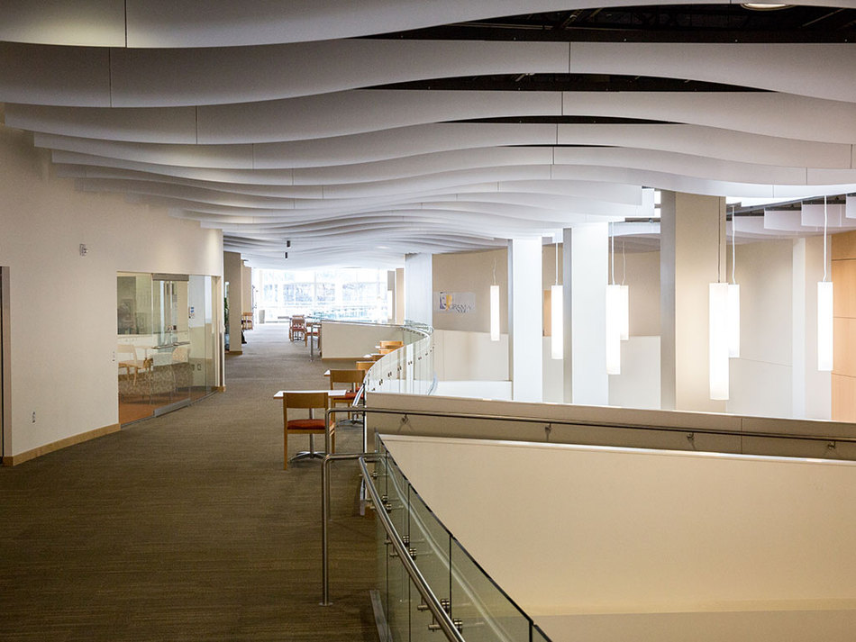 WATER- 3 Form ceiling accents