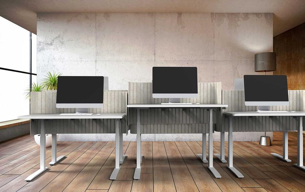 SiS Ergo sit to stand desks