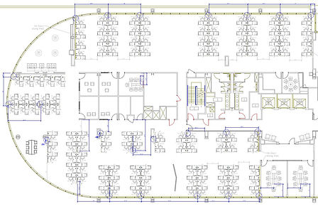 Space planning- Office Furniture- Commer