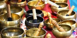 Tibetan Bronze Singing Bowls