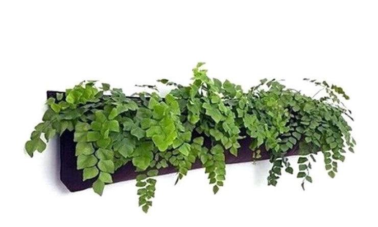 5 Pocket Indoor / Outdoor Waterproof Horizontal Planter