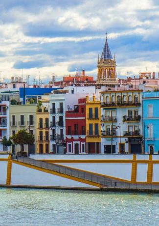 Triana, Río Guadalquivir