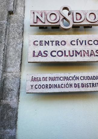 Centro Cívico Las Columnas, Triana, Sevilla