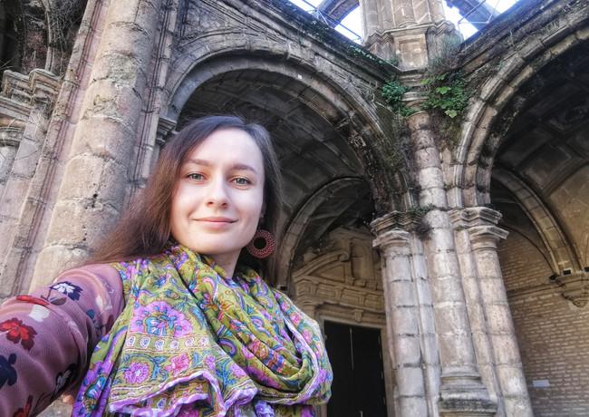 En el Monasterio de San Jerónimo