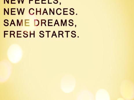 Een nieuw begin...