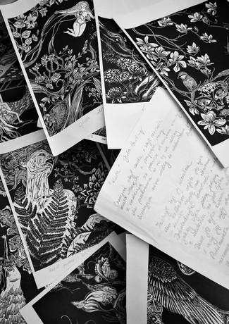 Poezja i linoryty