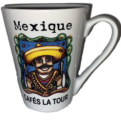 MUG CONIQUE 25 CL - MEXIQUE