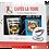 Thumbnail: BOITE CADEAU DESSINS PRITCHARD'S + MUG + PAQUET