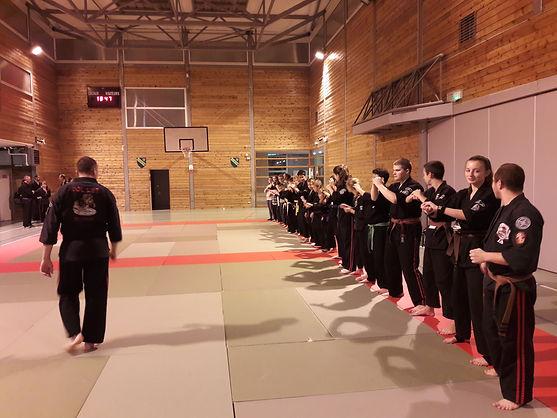 Kenpo Moncheaux Line Up