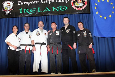 European Kenpo Camp 2007