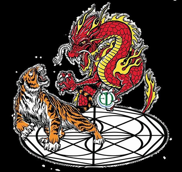 Tigre et Dragon Kenpo Karate Moncheaux