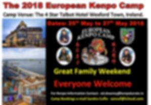 camp europeen kepo 2018