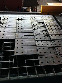 Custom Brace Plates