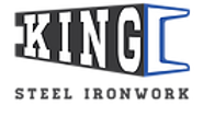 KING C STEEL LOGO