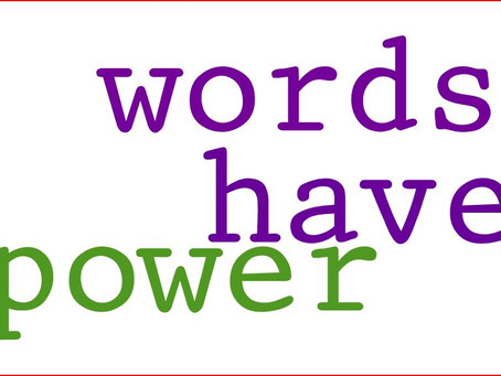 -Words have Medical Powers-