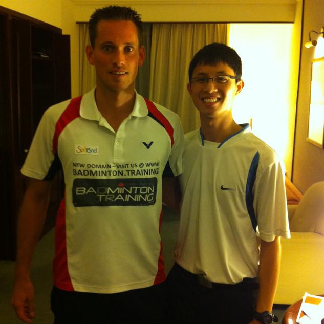 Maybank Malaysian Open 2017 (German Coach)