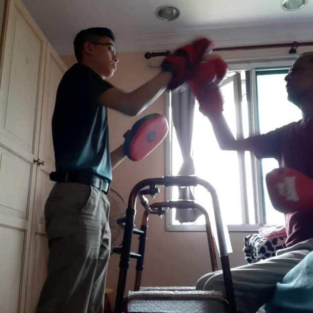 Ace Physiotherapy Boxing