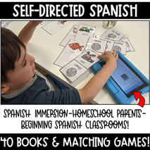 Self-Directed Spanish? Oh my!